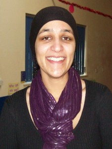 Iram Iqbal - Early Years Practitioner